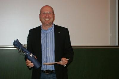 Absolvent Dr. Carsten Hilbert