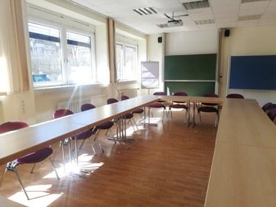 Seminarraum ZwW