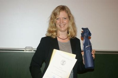 Absolventin Karin Maike Günther