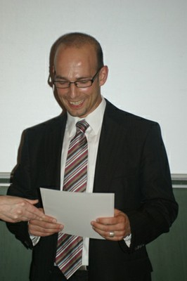 Absolvent Dr. Andreas Rüther