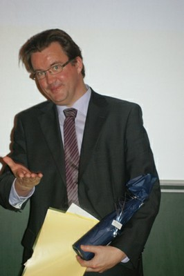 Absolvent PD Dr. Peter Niehoff